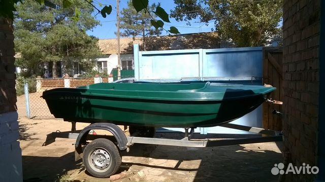 пластиковые лодки дельта 360 купить