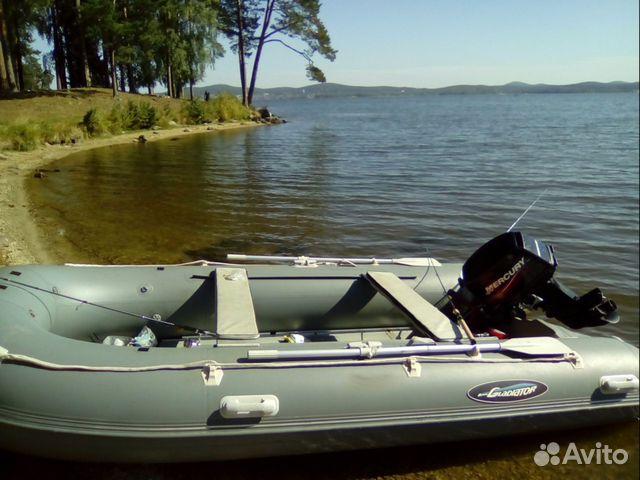 купить моторную лодку в хмао