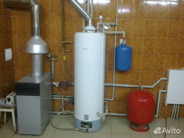 Отопление, водопровод, канализация 89202001418 купить 6