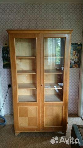 Старый книжный шкаф festima.ru - мониторинг объявлений.