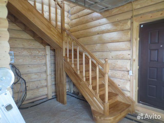 комплектующие для деревянных лестниц купить