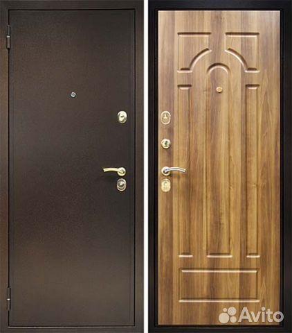 входные двери металлические акци