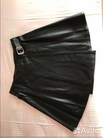 ить кожаную юбку на авито