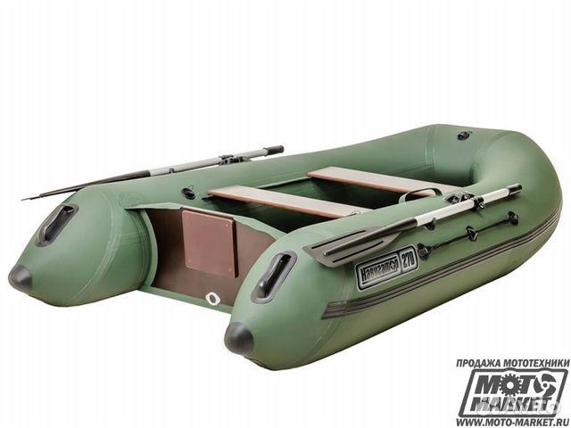 лодка навигатор 270 пвх цена