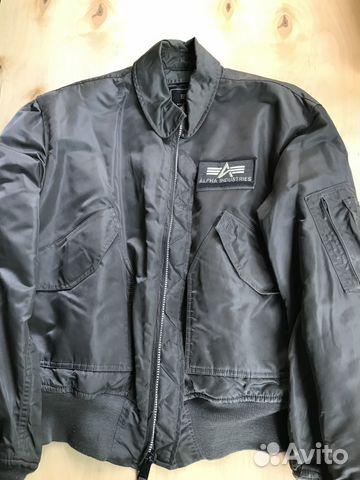 492312cd Лётная куртка Alpha Industries CWU-45P | Festima.Ru - Мониторинг ...
