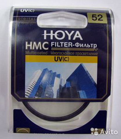 Светофильтры hoya UV(C) HMC multi— фотография №1