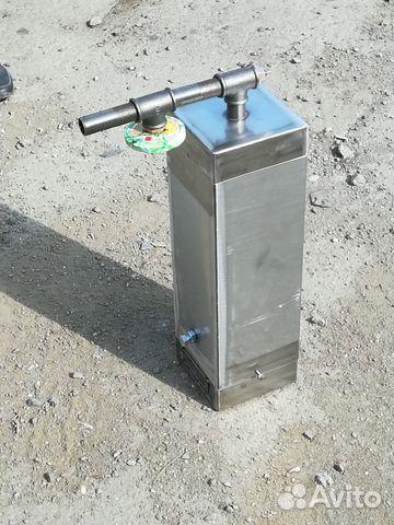 дымогенератор для холодного копчения браво
