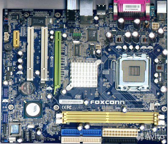 FOXCONN P4M8907MA-RS2H Vista