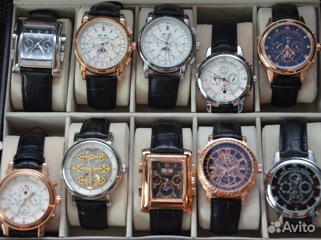 b7766b4097b Мужские часы Patek Philippe Патек филипп