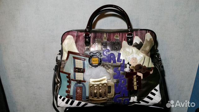 54af22c09d9a Женская сумка braccialini | Festima.Ru - Мониторинг объявлений