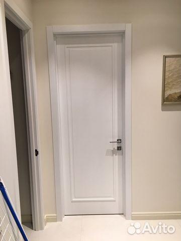 белые двери межкомнатные фото