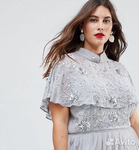 cf30d118 Платье вечернее большие размеры 52,54,56 купить в Москве на Avito ...