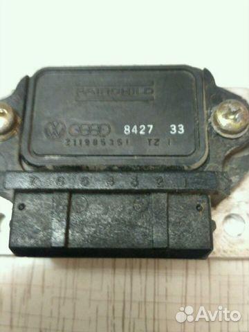 Коммутатор системы зажигания Ауди, VW 89040807885 купить 2