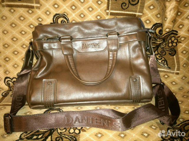 96b2b225bf9e Мужская сумка Danten's | Festima.Ru - Мониторинг объявлений