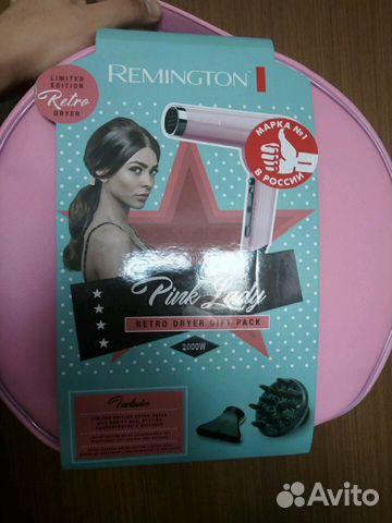 Ретрофен Remington D4110OP Pink Lady  714a137d8c