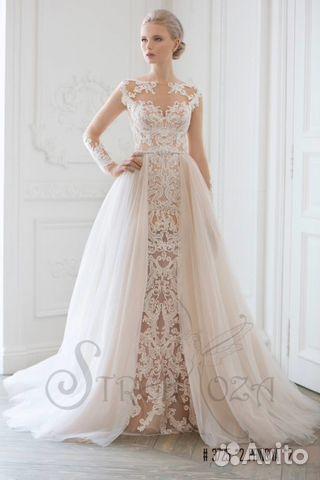 146b6df57f1 Свадебное платье трансформер купить в Москве на Avito — Объявления ...