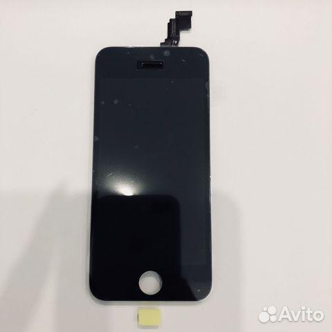 горбушка замена экрана iphone 5s