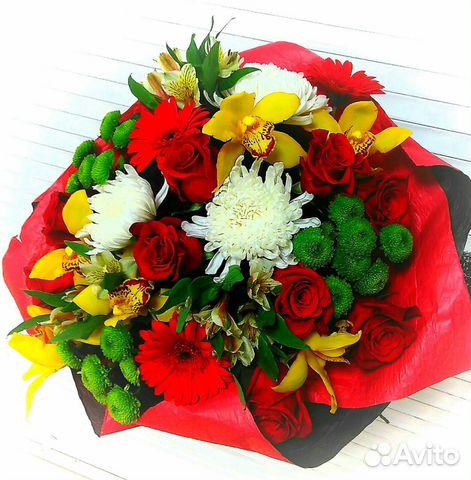 de5afc2bdd70f Цветы,букеты.Доставка цветов.Первомайский район купить в ...