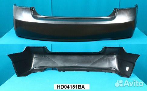 Бампер задний HD civic FD 05-11 SED купить 1