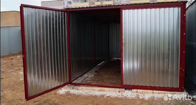 Гараж пенал москва купить новый экономный гараж своими руками