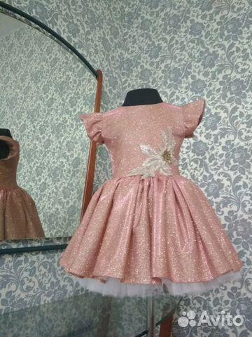 f340d68f7bb Платье нарядное на день рождения