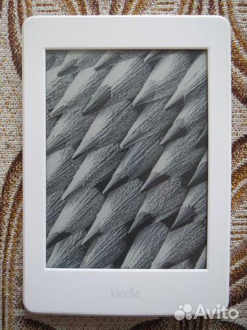 89025069832 Kindle Paperwhite 32Gb с чехлом (подсветка)