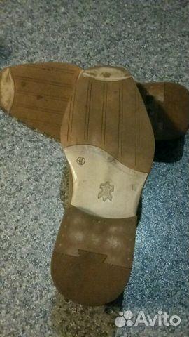 Туфли кожаные 89521161919 купить 3