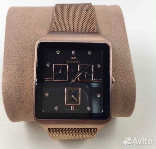 194c64cd44a2 Мужские часы Rado (4681) купить в Краснодарском крае на Avito ...