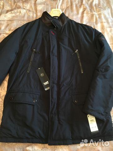 Новая зимняя куртка Bugatti купить в Санкт-Петербурге на Avito ... 9c1c9f45fe2