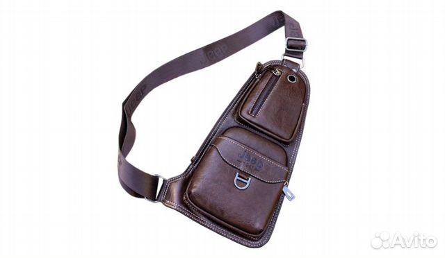 0caf8c65788b Мужская сумка через плечо. Новый | Festima.Ru - Мониторинг объявлений