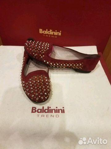 8cc3d5259 Туфли балетки макасины слипоны baldinini | Festima.Ru - Мониторинг ...
