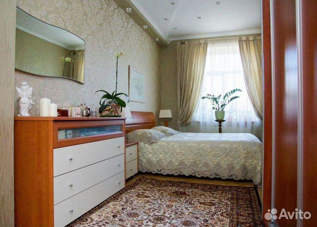 Продается трехкомнатная квартира за 6 990 000 рублей. ул Рашпилевская.