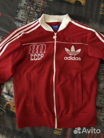 ecc4425c Костюм ретро Adidas Original's СССР 80 | Festima.Ru - Мониторинг ...