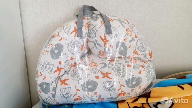 dd623a9996ad Подушка для беременных и кормления купить в Москве на Avito ...