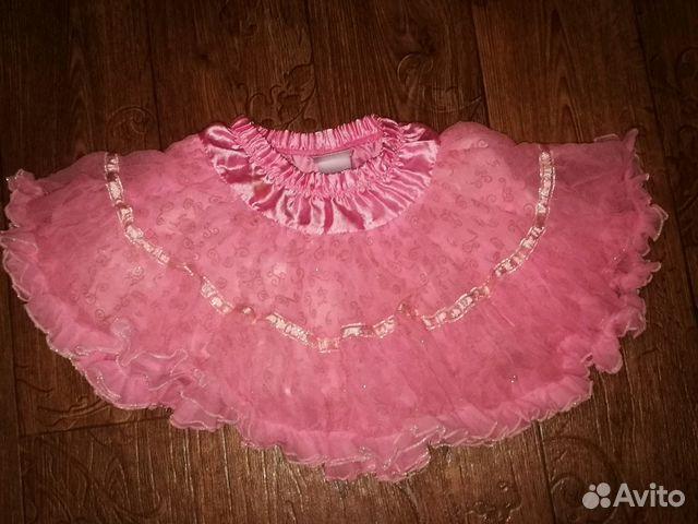 34ea67170ef Пышная розовая юбка Disney американка