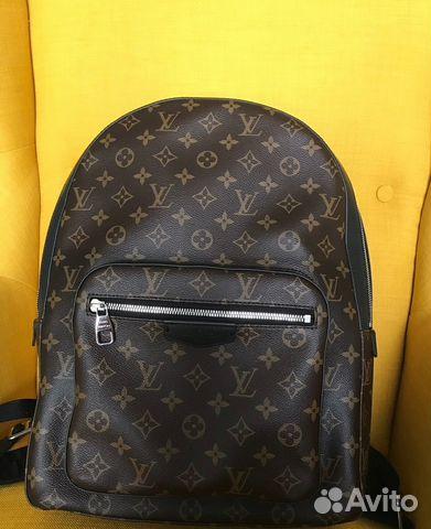 a003ba2132f6 Рюкзак Louis Vuitton оригинальный | Festima.Ru - Мониторинг объявлений