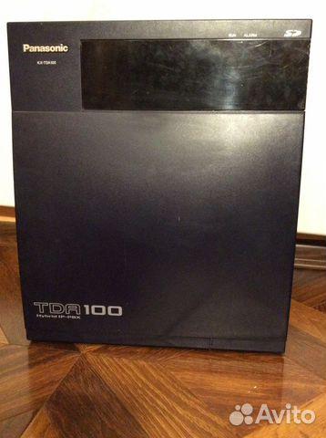 Атс Panasonic KX-TDA 100RU 89203323763 купить 2