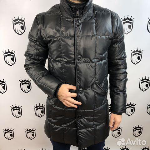 Пуховик Burberry купить в Москве на Avito — Объявления на сайте Авито fd2b70592fb