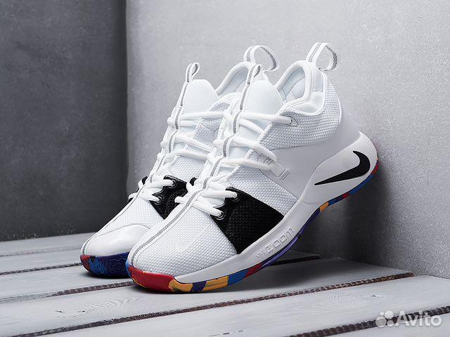 12b753cf0264 Кроссовки Nike PG 2 купить в Новосибирской области на Avito ...