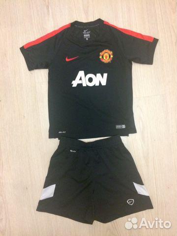 3cf58dec Футбольная форма Nike Manchester United детская купить в Москве на ...