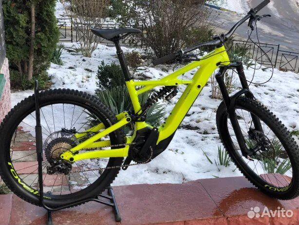 Велосипед specialized turbo kenevo comp 2019