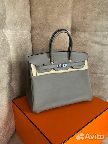 f58110216b67 Сумка Hermes Birkin Bag 35 Phw купить в Москве на Avito — Объявления ...