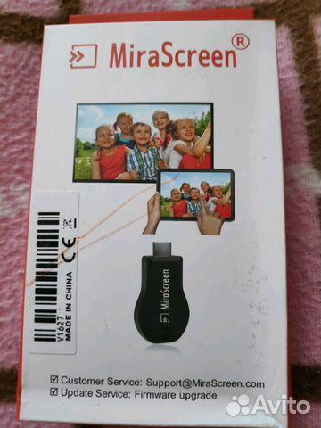 MiraScreen купить в Ульяновской области на Avito