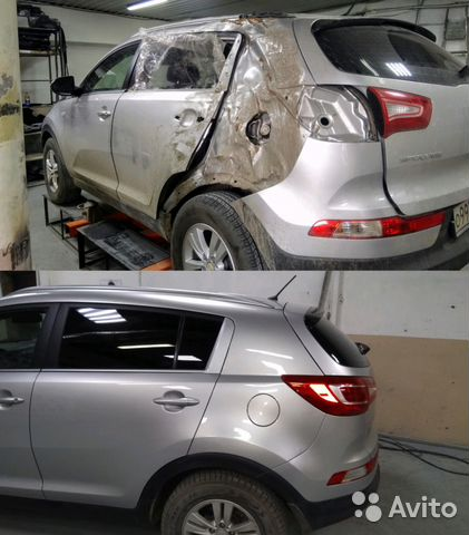 Специализированный кузовной ремонт вашего авто 89619885773 купить 1