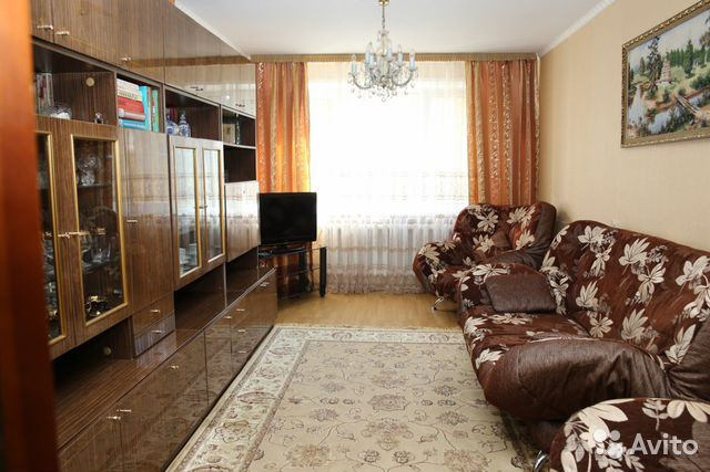 Продается трехкомнатная квартира за 3 550 000 рублей. посёлок Виноградово, Воскресенский район, Московская область, Зелёная улица, 9.