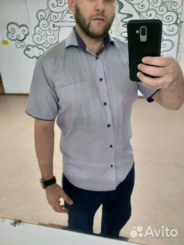 Продам рубашки 46-50р 89279643595 купить 4