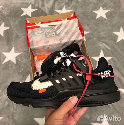 80736b6d Кроссовки Nike Air Presto x Off-White | Festima.Ru - Мониторинг ...