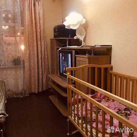 Продается трехкомнатная квартира за 3 250 000 рублей. г Мурманск, ул Старостина, д 21.