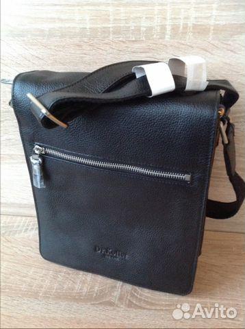 7de290f6762b Мужская сумка из натуральной кожи | Festima.Ru - Мониторинг объявлений