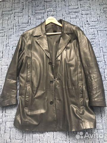 Кожаный пиджак 89049715474 купить 1